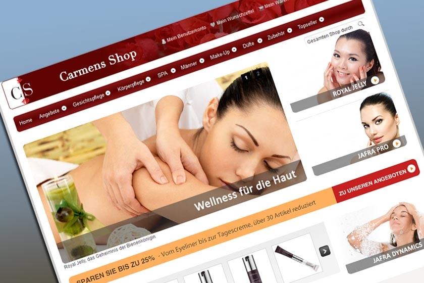 Kosmetik Shop